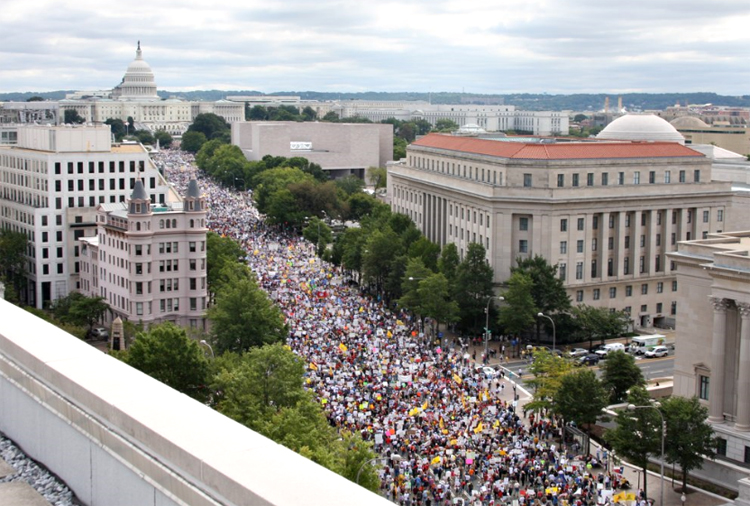 September 12, 2009 Washington DC protests